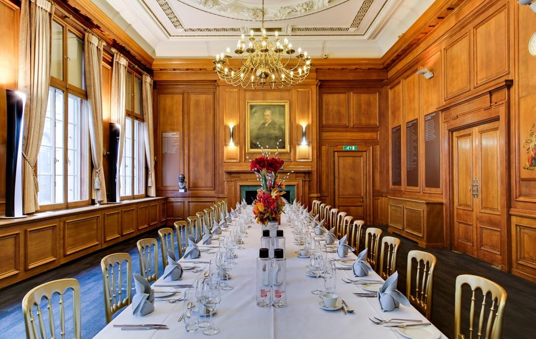 Council Room Dinner