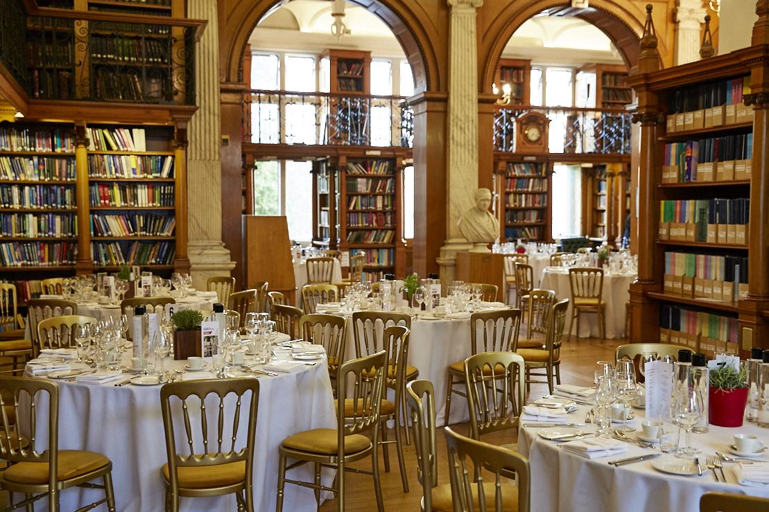 Library - Dinner 2
