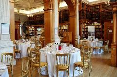 Library  - Dinner 4