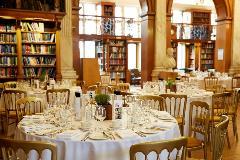 Library  - Dinner 3