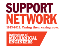 Support Network logo