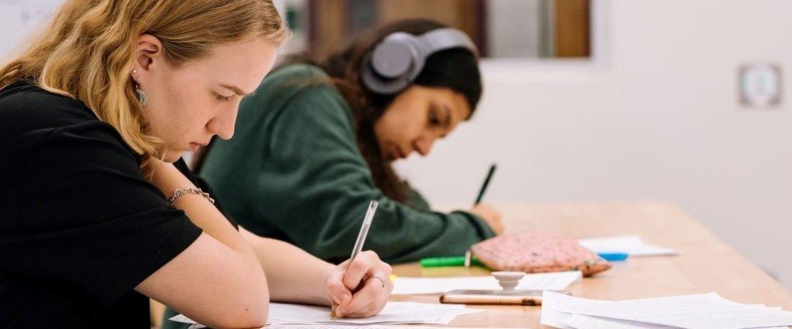 student-left