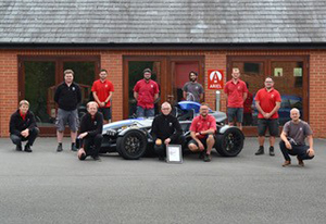 Ariel Motors Team