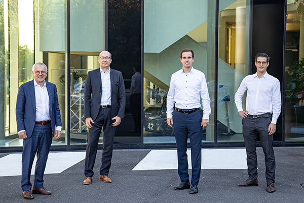 Herbert Akroyd Stuart Prize 2020 winner Daniel Neumann and colleagues