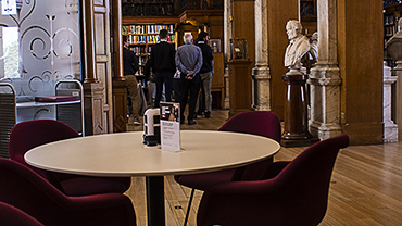 Library and Members' Hub