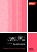 Part B: Journal of Engineering Manufacture