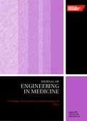 Part H: Journal of Engineering in Medicine
