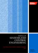 Part I: Journal of Systems and Control Engineering