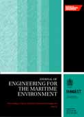 Part M: Journal of Engineering for the Maritime Environment