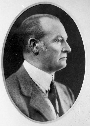 Alan Ernest Leofric Chorlton CBE 1933