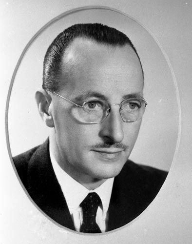 Dr Donald Frederick Galloway 1969