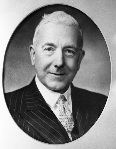 Dr Herbert John Gough 1949