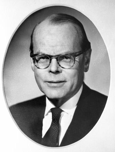 Harold Norman Gwynne Allen 1965