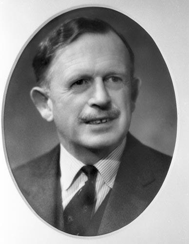 John Hereward Pitchford 1962
