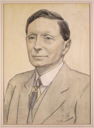 Lt. Colonel Edwin Kitson Clark 1931
