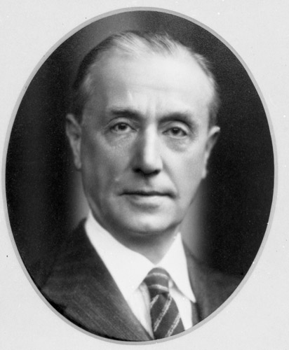 Oliver Vaughan Snell Bulleid 1946