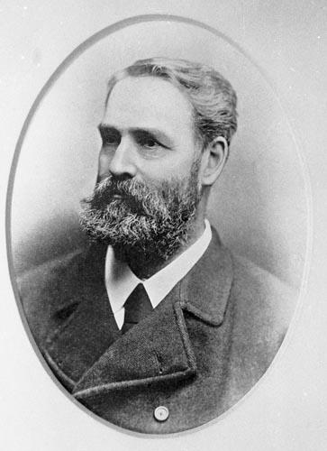 Percy G B Westmacott 1882-1883