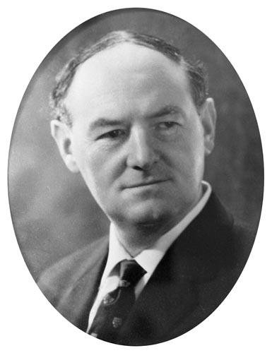 Professor Owen Alfred Saunders 1960