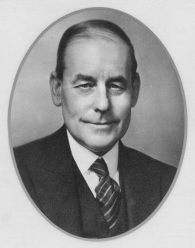 Dr Stanley Fabes Dorey 1950