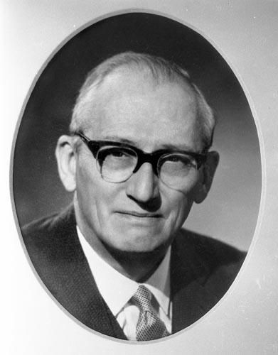 Sir Arnold Lindley 1968