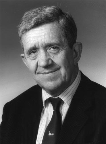 Sir Bernard Crossland 1986