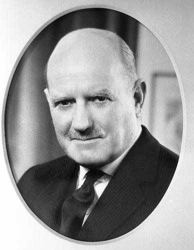 Sir Kenneth F Hague 1961