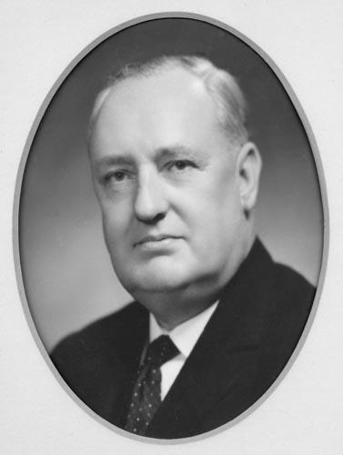 Thomas Arkle Crowe 1956