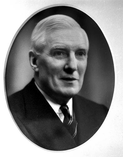 Vice-Admiral Sir Frank Mason 1964