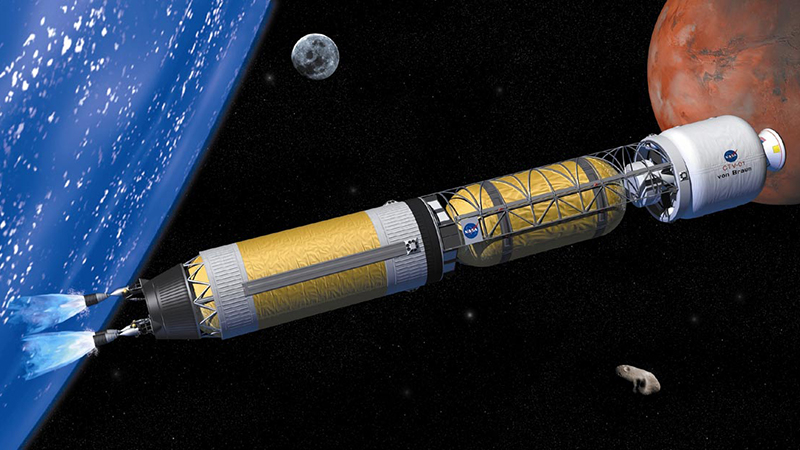 Reaching the stars doesn't require a scientific breakthrough – only engineering development