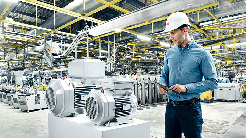 'Every team member has to feel empowered to make the right decisions': Adrian Guggisberg, division president of ABB Motion Services