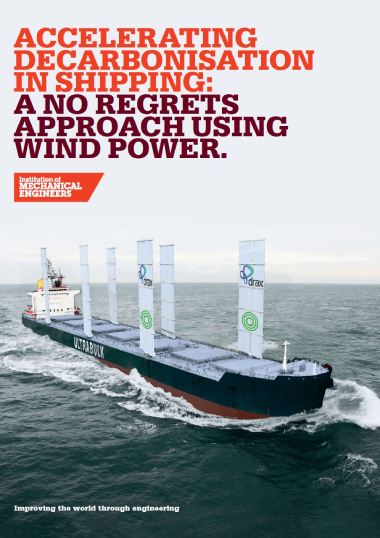 Accelerating decarbonisation in shipping th