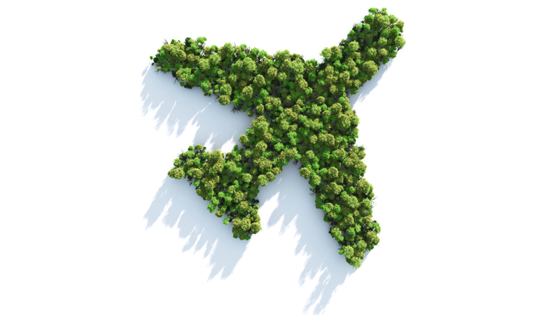 Aviation's climate impact isn't just about CO2 Image
