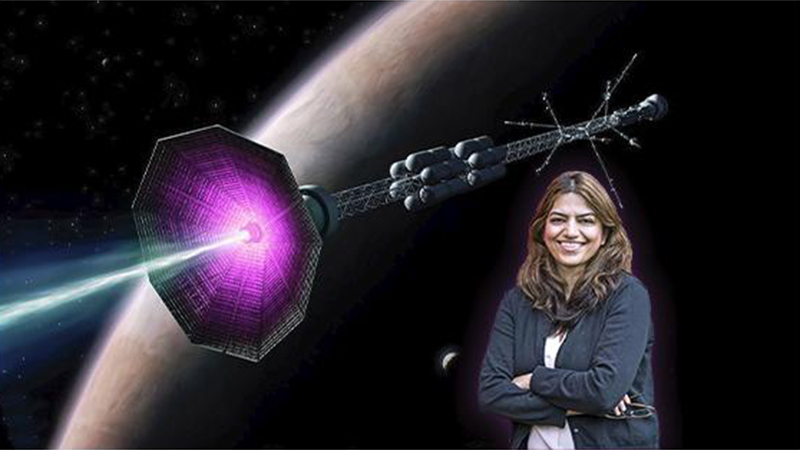 """A flare-style solar rocket thruster """"could send astronauts to the outer solar system"""""""