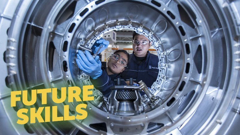 'We're starting to miss that holistic engineer, the one that can tackle unfamiliar problems' (Stock image credit: © Rolls-Royce PLC)