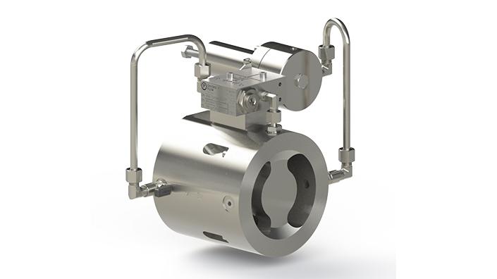 Oxford Flow's gas regulator