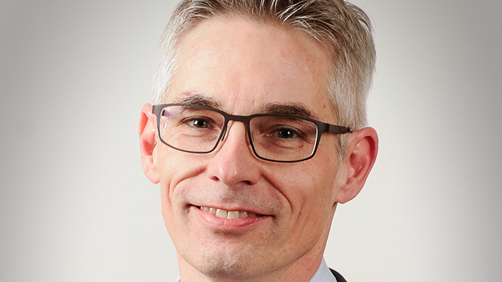 Adrian Guggisberg, division president of ABB Motion Services