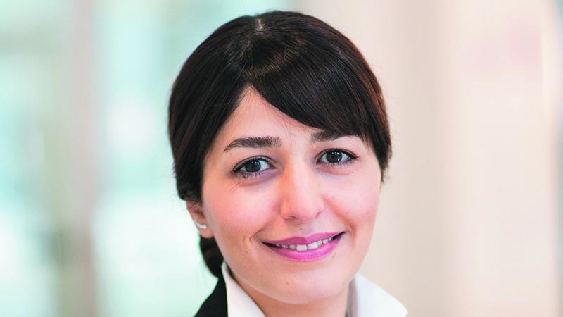 Dr Samira Jafari, head of advanced technology development at Datwyler