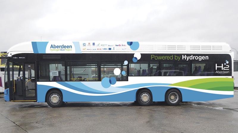 Image result for hydrogen buses