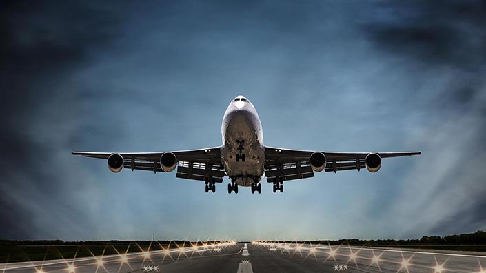 Ready for take off (Credit: iStock)