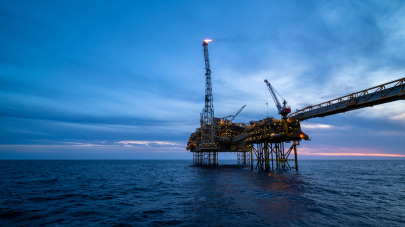 Stock image. Oil companies are using digital technology to boost efficiency (Credit: Shutterstock)