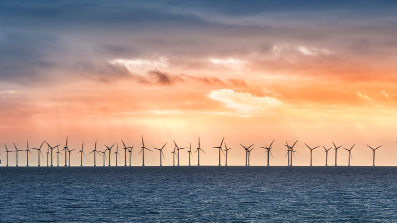 Medium-duration energy storage will do the heavy lifting in a largely renewables-powered UK (Credit: Shutterstock)
