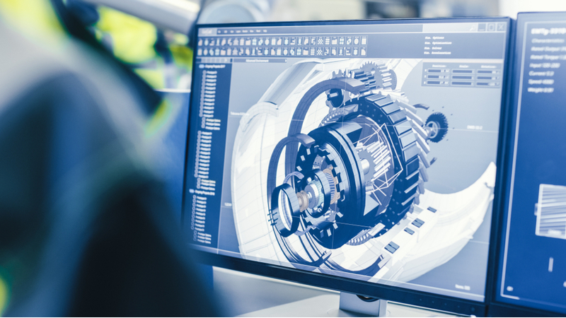 The accessibility of software and hardware tools within digital modelling and fabrication is a trend that has been growing in recent years (Credit: Shutterstock)