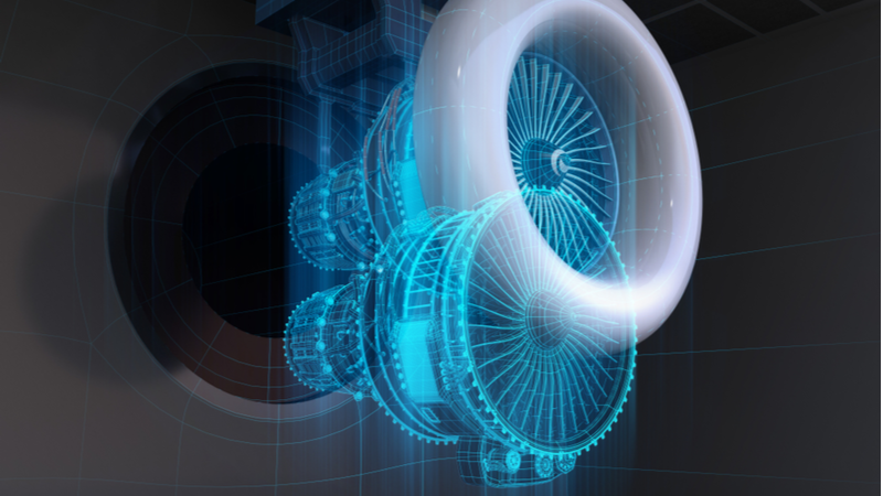 Stock image. The Smarter Testing programme aims to explore digital inspection techniques for use in aircraft development and manufacturing (Credit: Shutterstock)