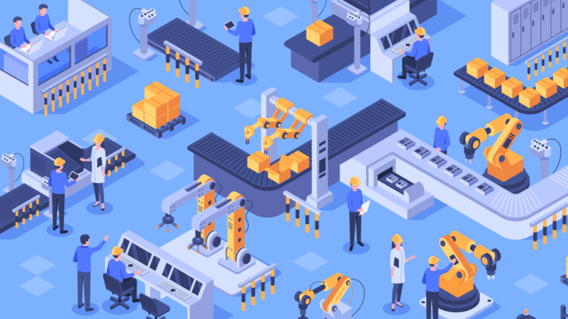 84% of respondents to the IMechE and IET survey ranked automation, robotics and mechatronics as the most important skills for manufacturing engineers in the next 10 years (Credit: Shutterstock)
