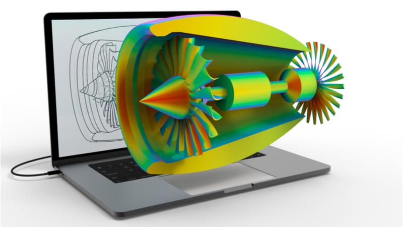Simulating stress in thin-walled structures (Credit: Shutterstock)