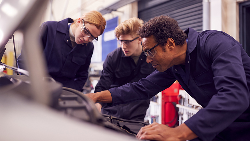 'As a country, if we are to remain competitive globally, and prosper in a post-Brexit world, we must act and address these skills needs through our qualifications and skills acquisition offer' (Credit: Shutterstock)