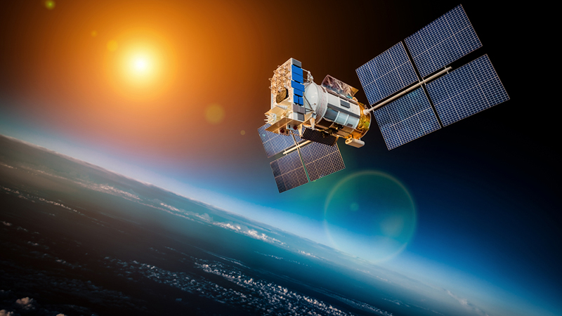 Stock image. The extreme temperature differences in space could power spacecraft (Credit: Shutterstock)