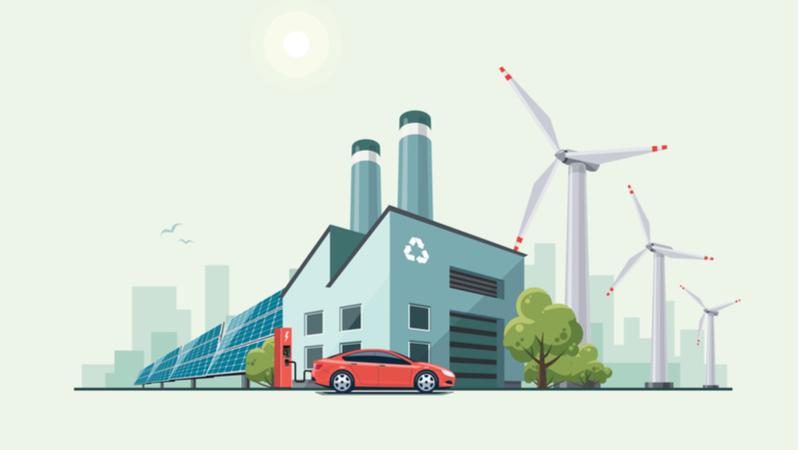 根据Subcon的调查,40%的英国制造商仍然没有可持续发展政策。