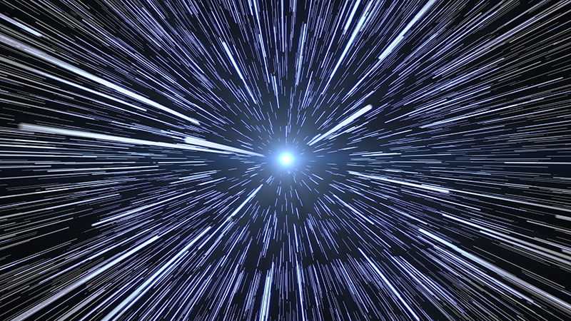 Could the EM drive really offer a new form of interstellar travel? (Credit: Shutterstock)