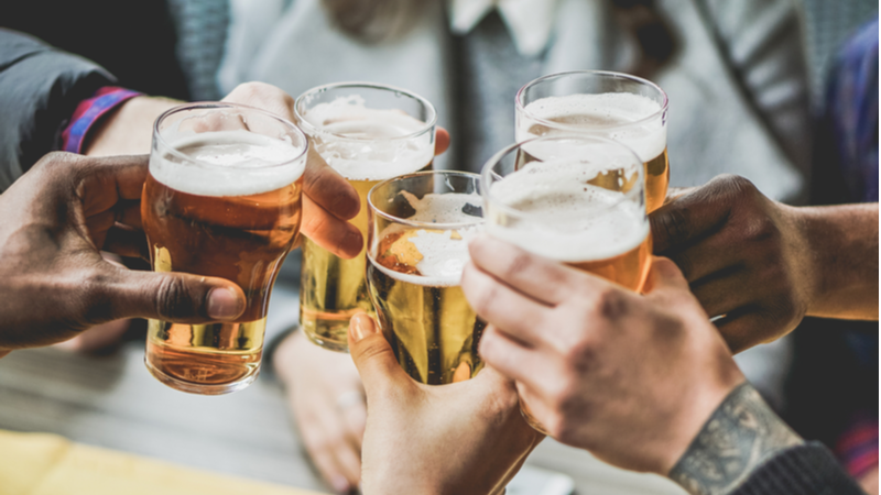 Stock image. Industry 4.0 techniques helped reduce wasted beer and resources at the brewery (Credit: Shutterstock)